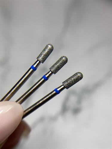 חבית יהלום כחול מידה 33 - תוצרת רוסיה