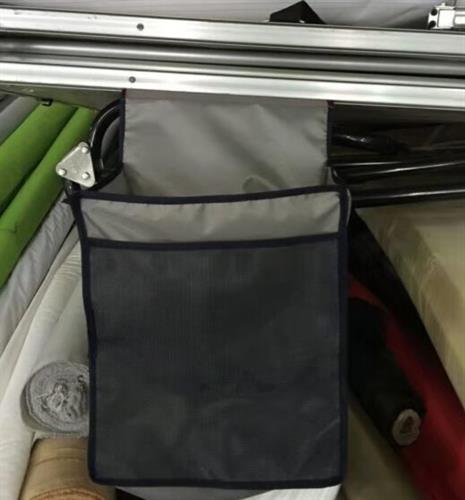 תיק תלייה לאוהלי גג וסככות צל מיועד לנעלים כביסה וציוד אישי SHOE BAG  להתקין גם על גגון וברכב