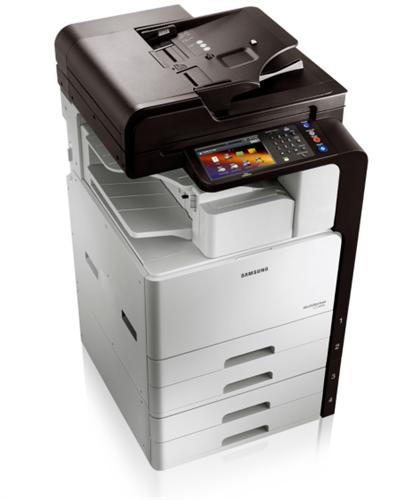מדפסת משולבת A3 שחור לבן סמסונג SCX-8123NA