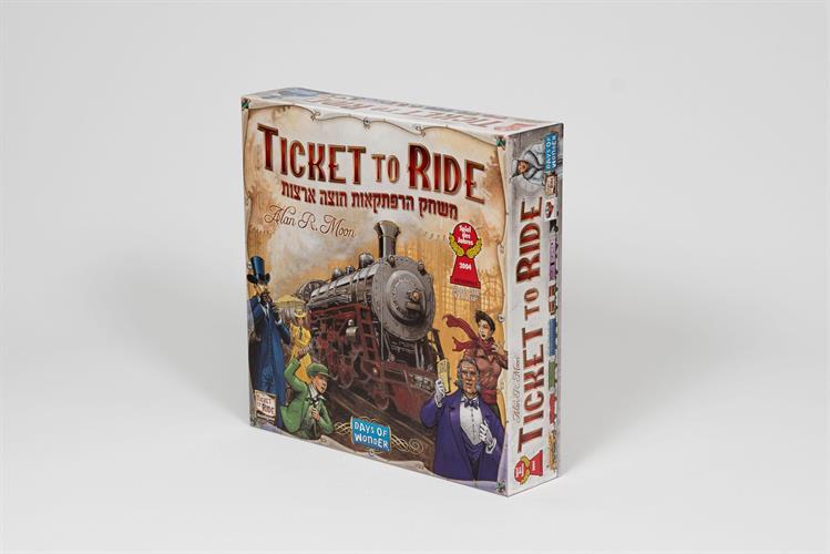 TICKET OR RIDE-ארצות הברית