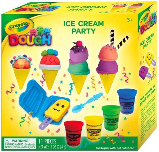 קריולה- ערכת משחק בינונית מסיבת גלידות