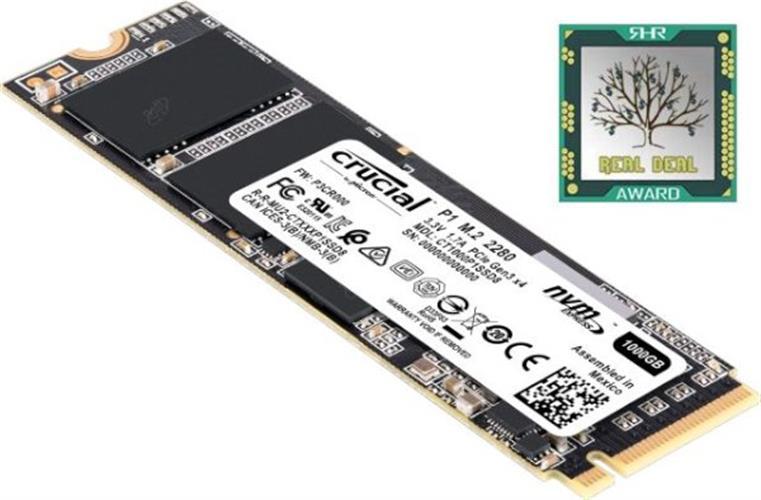 דיסק CRUCIAL SSD CT1000P1SSD8 1TB M.2 NVMe