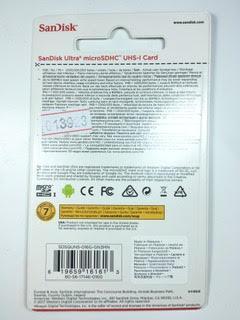 כרטיס זיכרון מהיר 16 ג'יגה SanDisk