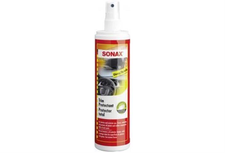 תרסיס (נוזלי) ניקוי וחידוש פלסטיק SONAX