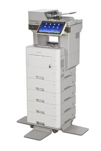 מדפסת משולבת לייזר ריקו MP-501SPF
