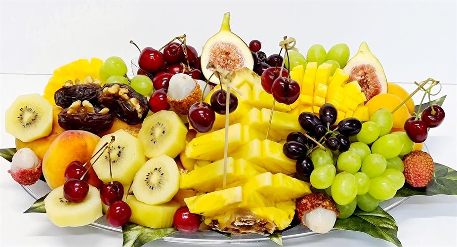 Tropical oval fruits - M