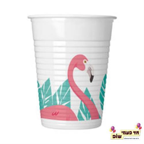 """כוס פלמינגו (8 י""""ח)"""
