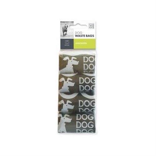 שקיות איסוף צרכים לכלב (שחור)8 יח בחבילה