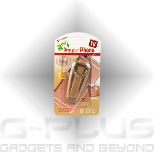 טבעת עם רצועת אחיזה