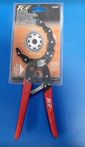 מפתח פילטר שמן פלאייר קפיצי לכל סוגי פילטר שמן מנוע לכלי רכב מנועי