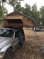 אוהל גג 1.8 מטר נפתח 3.2 מטר