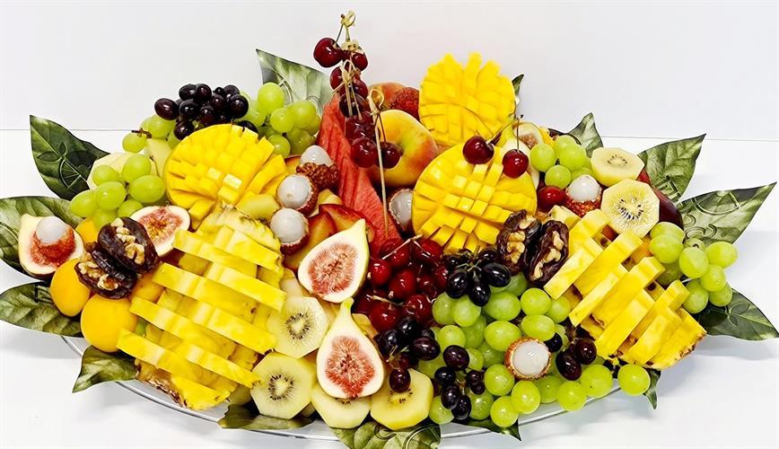 מתנת פירות אובלי - L