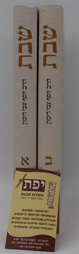 שבת - הרב יוסף צבי רימון