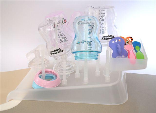 מתקן לייבוש בקבוקים