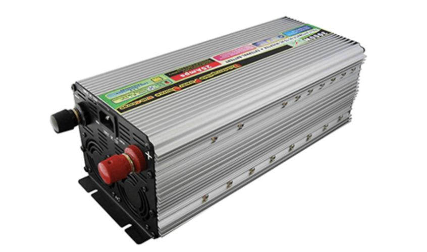 ממיר מתח LHC משולב מטען גל סינוס 1500 ואט  12 וולט 20 אמפר אלקטרוני COSUPER