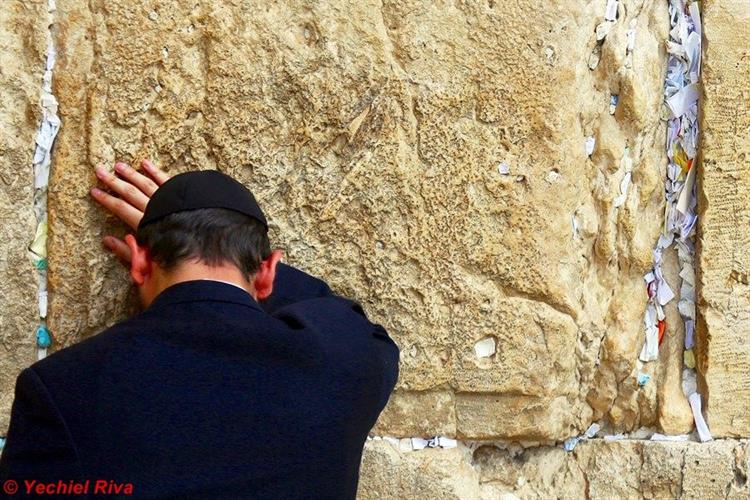 Support Israel and get this picture: The Western Wall