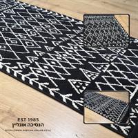 שטיח מרקש שאגי כותנה 04