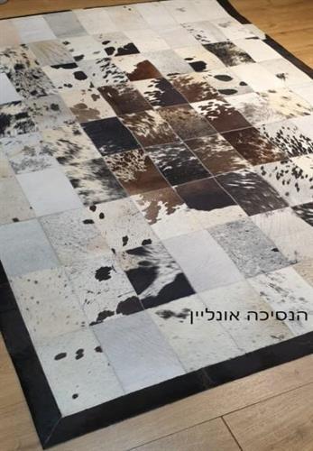 שטיח עור אמתי  01