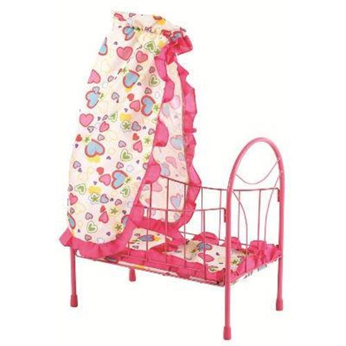 מיטה לתינוק -ברזל כולל ציוד איכותי וחזק