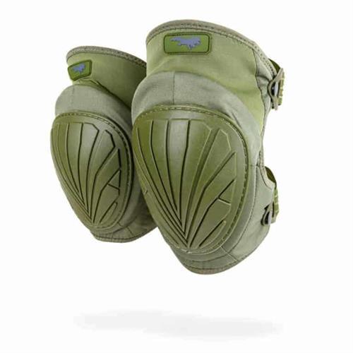 מגיני ברכיים טקטיקל צבע ירוק זית ברכיות ירי ג'ל 320003 חגור