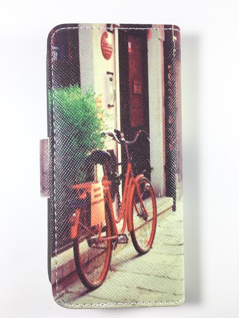 מגן ספר לסמסונג E1200 SAMSUNG דגם אופניים