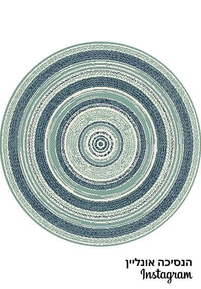 שטיח חבל עגול 012