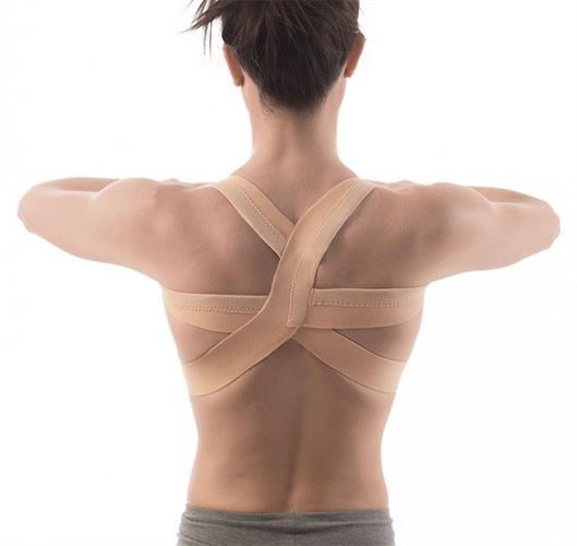 רצועות ליישור כתפיים וגב עליון