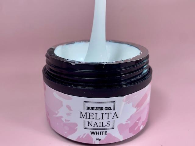 MELITA Builder gel white 50g
