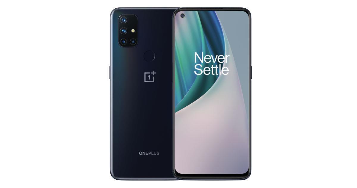 טלפון סלולרי OnePlus Nord CE 256GB 12GB RAM