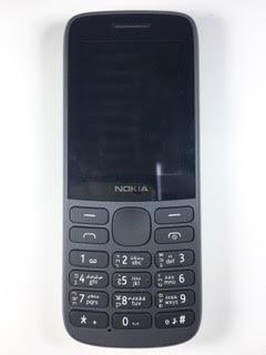 מכשיר נוקיה 215 NOKIA בצבע שחור