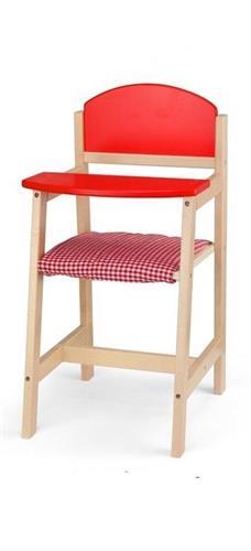 כיסא אוכל לבובה