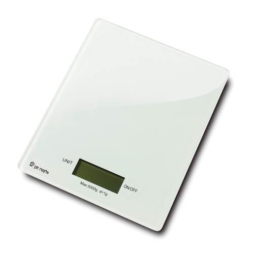 """משקל דיגיטלי למטבח עד 5 ק""""ג - אלקטרו חנן EL-301N"""
