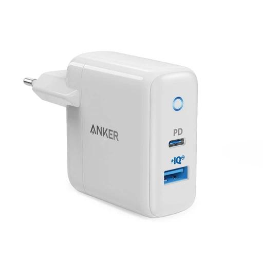 מטען קיר Anker PowerPort PD 2 Port 33W