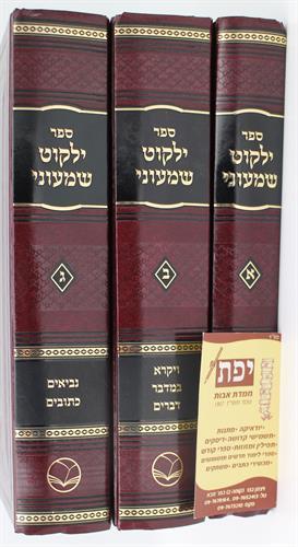 ספר ילקוט שמעוני - רבי שמעון מפרנקפורט