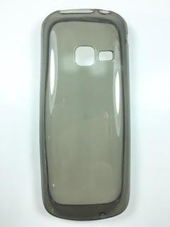 מגן סיליקון לסמסונג E3300 3G בצבע אפור