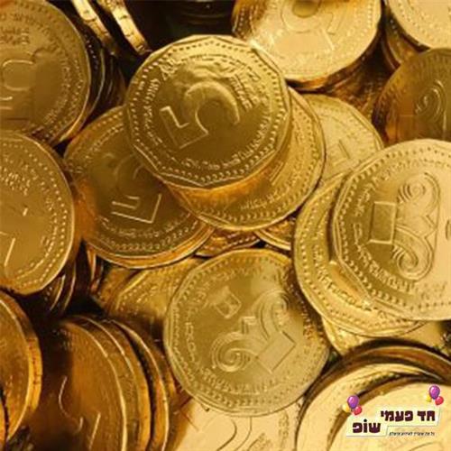 מטבע שוקולד