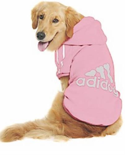 ADIDOG קפוצ׳ון  M לכלב  קטן עד 3 קג צבע ורוד