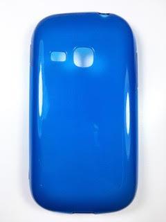 מגן סיליקון לסמסונג יאנג 6310 SAMSUNG YOUNG בצבע כחול