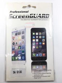 מדבקת מסך לסמסונג יאנג 2 Samsung Galaxy Young 2 G130