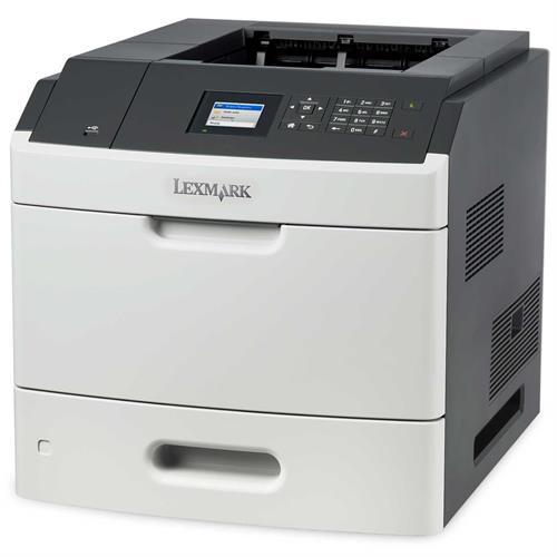 מדפסת לייזר Lexmark MS-810dn