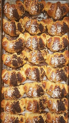 קרואסון חמאה שוקולד