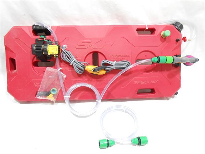 משאבת מים 12 וולט למקלחת שטח לחיבור למיכלי מים נקיים בלבד 3.1 ליטר לדקה לא אוטומטי כיבוי והפעלה ידני