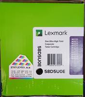 טונר מקורי למדפסות 58D5U0E  Lexmark MX-722,MS-823