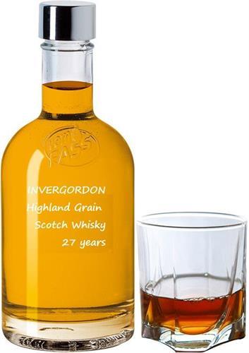 ויסקי סקוטי היילנד סינגל גריין, אינוורגורדון 27 שנים, 43% אלכוהול