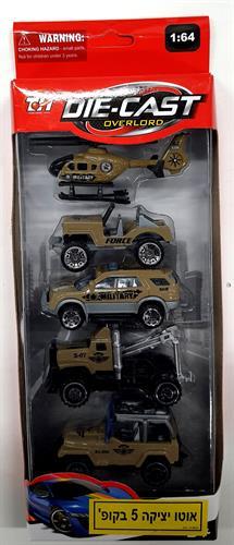 מכוניות צבאיות