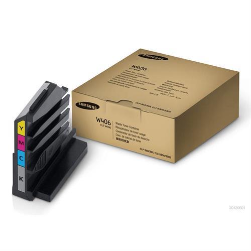 מיכל עודפים CLT-W406 למדפסת צבע סמסונג דגם CLX-3305 SL-C430 SL-C460,480FW CLP-365