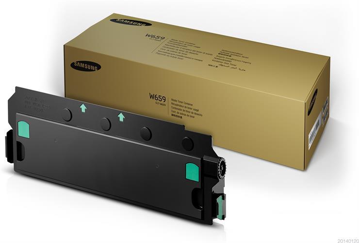מיכל עודפים CLT-W659 למדפסת צבע סמסונג דגם CLX-8640, 8650