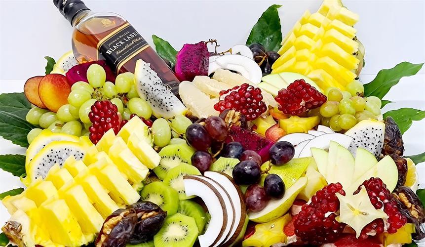 ספיישל תהילת פירות השף - שילוב ויסקי משובח