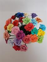 צבעי ורדים לבחירה , ייתכן שינוי צבע עד כדי גוון יש לוודא בעת ההזמנה