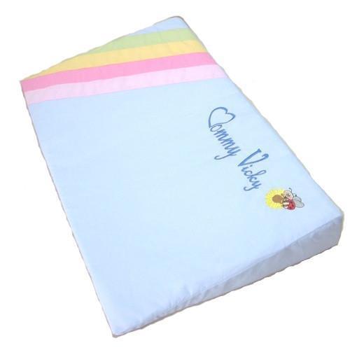 כרית מיטת תינוק למניעת פליטות